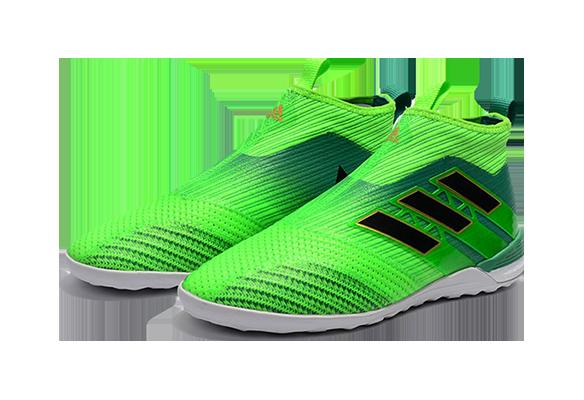 7e108043cbeb53 Adidas Ace Tango 17+ Purecontrol IN/IC Зеленые в Чите - купить по ...