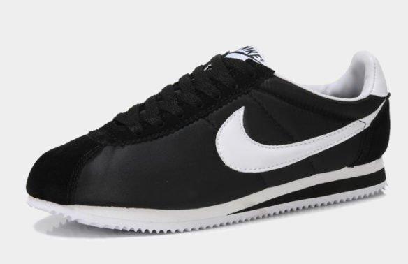Фото Nike Cortez черные - 2