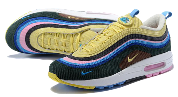 Фото Nike Air Max 197 Разноцветные - 3
